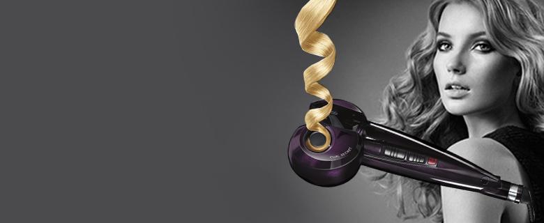 Ondulator de păr Babyliss C1100E Curl Secret