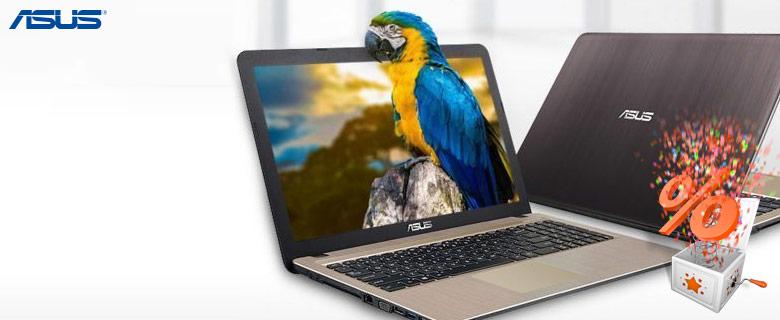Asus X540LA-XX019T notebook Windows 10 + notebook táska és egér