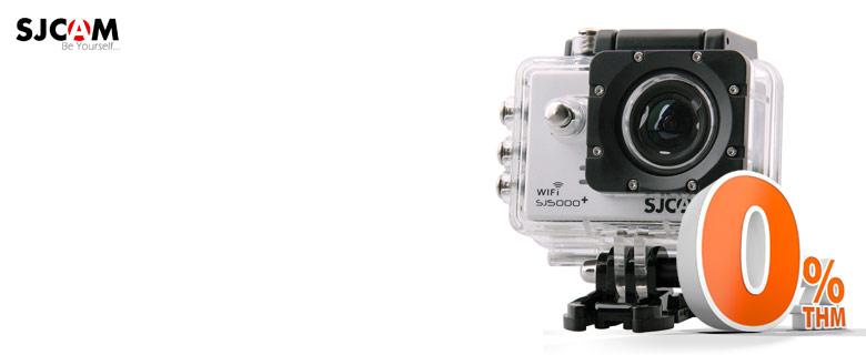 SJCAM SJ 5000X Elite sportkamerák vízálló tokkal, 0% THM hitelre!