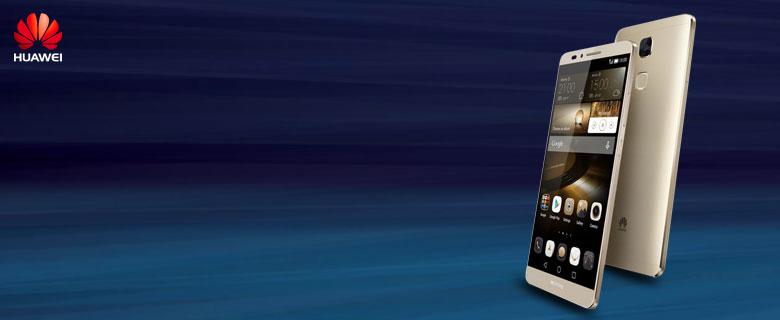 Smartphone Huawei Ascend Mate 7 Premium (Dual SIM), Gold