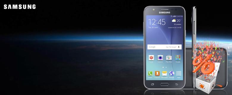 Samsung Galaxy J5 kártyafüggetlen okostelefon, 12.000 Ft kedvezménnyel!