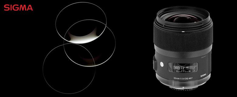 Sigma Canon 35/1.4 (A) DG HSM Art objektív, 13.000 Ft kedvezménnyel!