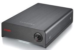 """Samsung STORY Station 3,5"""" 1TB 5400rpm USB 2,0 HX-DU010EBA62 külső merevlemez, fekete"""