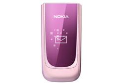 Nokia 7020 kártyafüggetlen mobiltelefon, rózsaszín